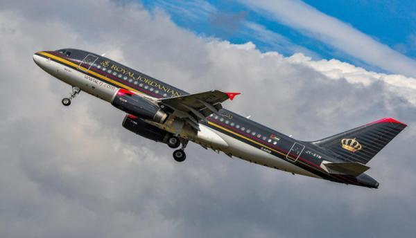 توفير النقل البري لمسافري الملكية إلى دمشق لحين استئناف الرحلات الجوية