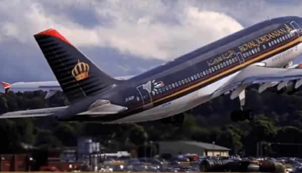 المجالي : لا يوجد موافقة رسمية على تسيير الرحلات الجوية الى سوريا