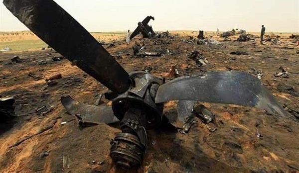 تحطّم طائرة تابعة للبحرية الأميركية في تكساس ونقل الطيّارَين إلى المستشفى
