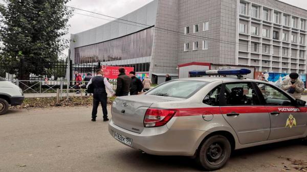 مقتل 8 أشخاص بحادثة إطلاق نار في جامعة روسية