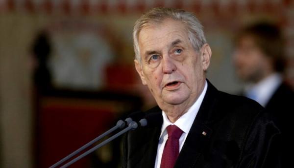 نقل الرئيس التشيكي إلى المستشفى غداة الانتخابات التشريعية